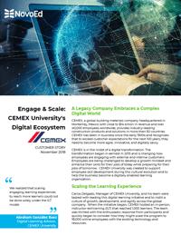 CEMEX Case Study Cover