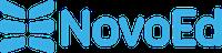 NovoEd Logo v4 - Blue (60x250)-1